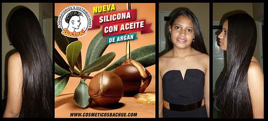 SILICONA ARGAN