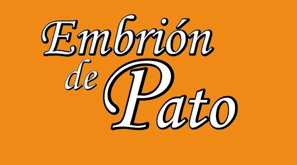 Embrion Pato Bachue