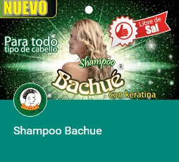 SHAMPO PARA CABELLO TINTURADO BACHUE