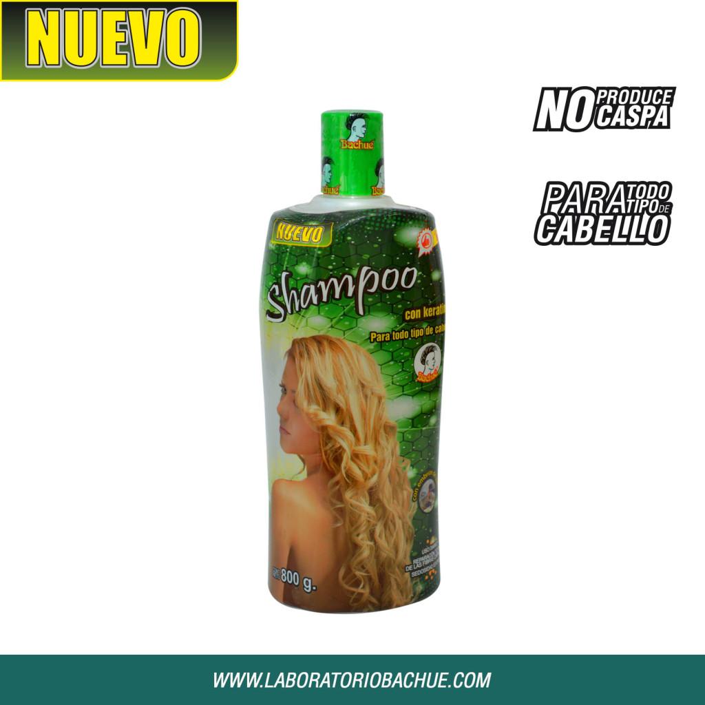 shampoo bachue 800grs