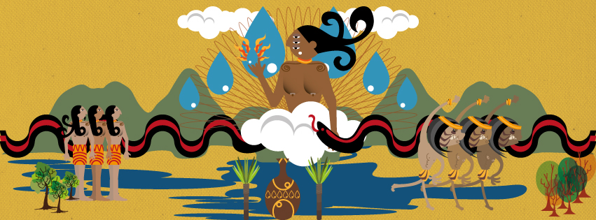 Mito Diosa Bachue