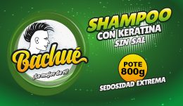 SHAMPOO BACHUE BANNER 800G