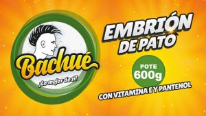 EMBRION PATO BACHUE POTE 600 GRS