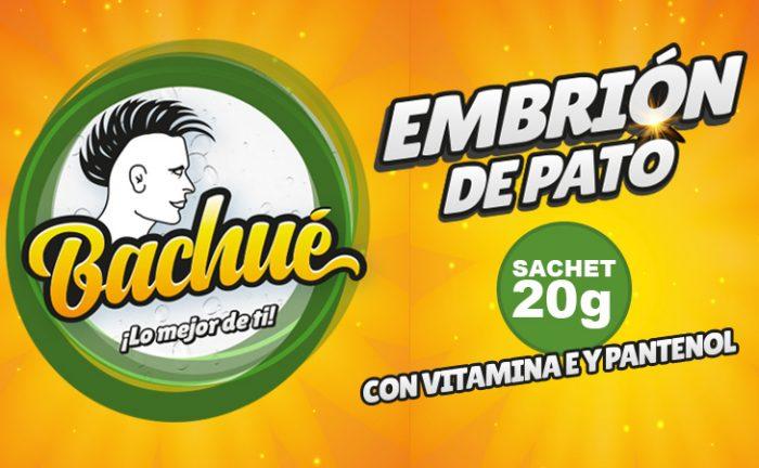 EMBRION PATO BACHUE SACHET 20GRS