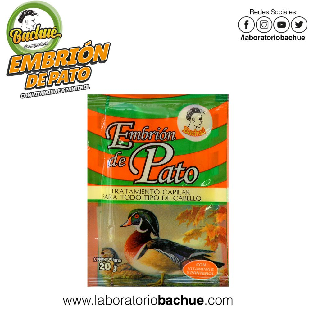 Embrion Pato Bachue 20 gramo