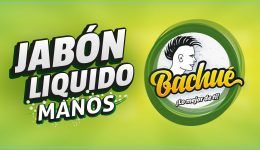 JABON LIQUIDO MANOS BACHUE BANNER