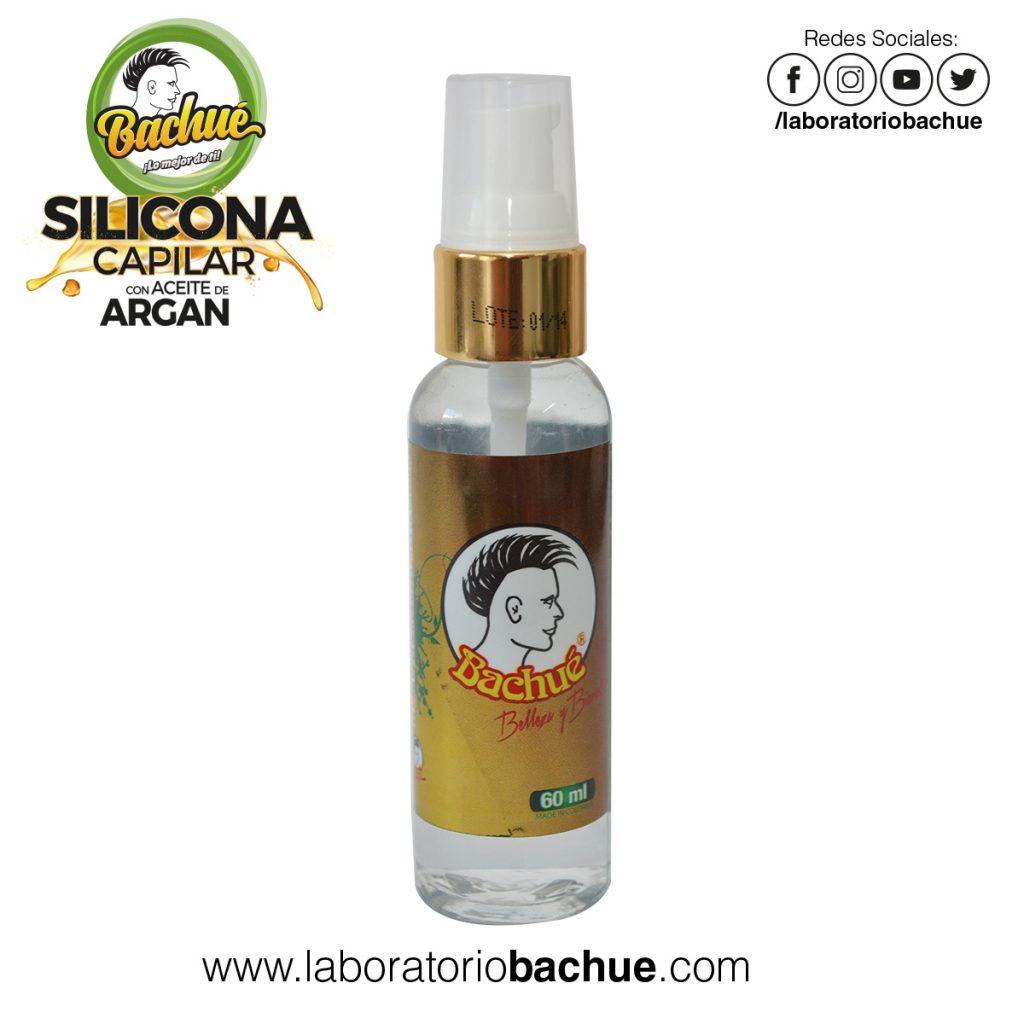 Silicona Capilar Aceite Argan 60gr