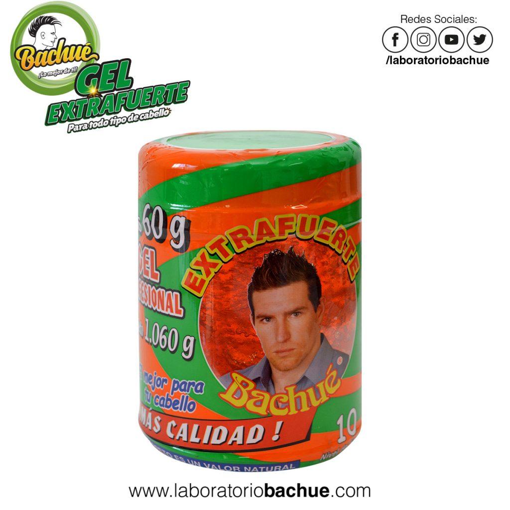 Gel Capilar Bachue 1060 gramos Naranja