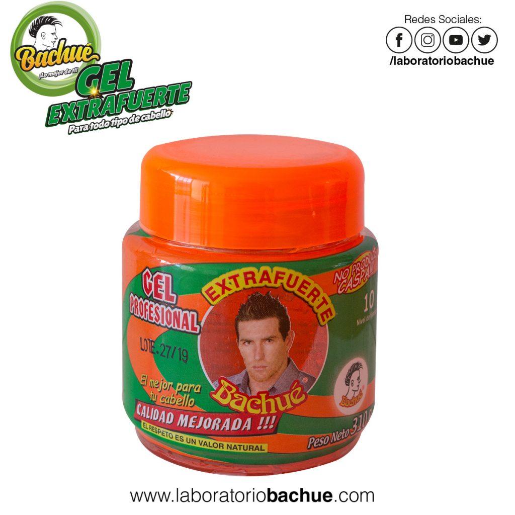 Gel Capilar Bachue 310 gramos Naranja