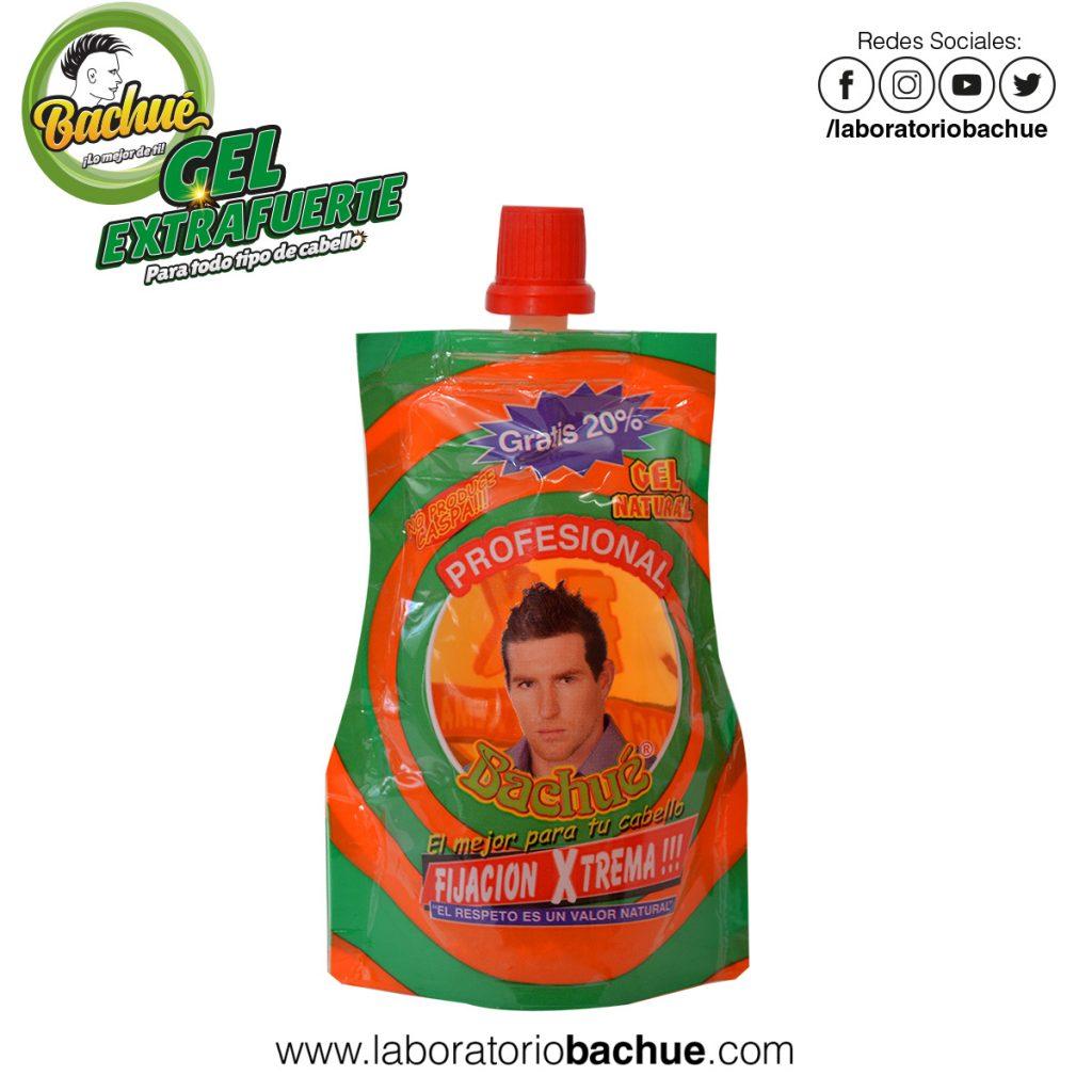 Gel Capilar Bachue flexi 120 gramos, Naranja