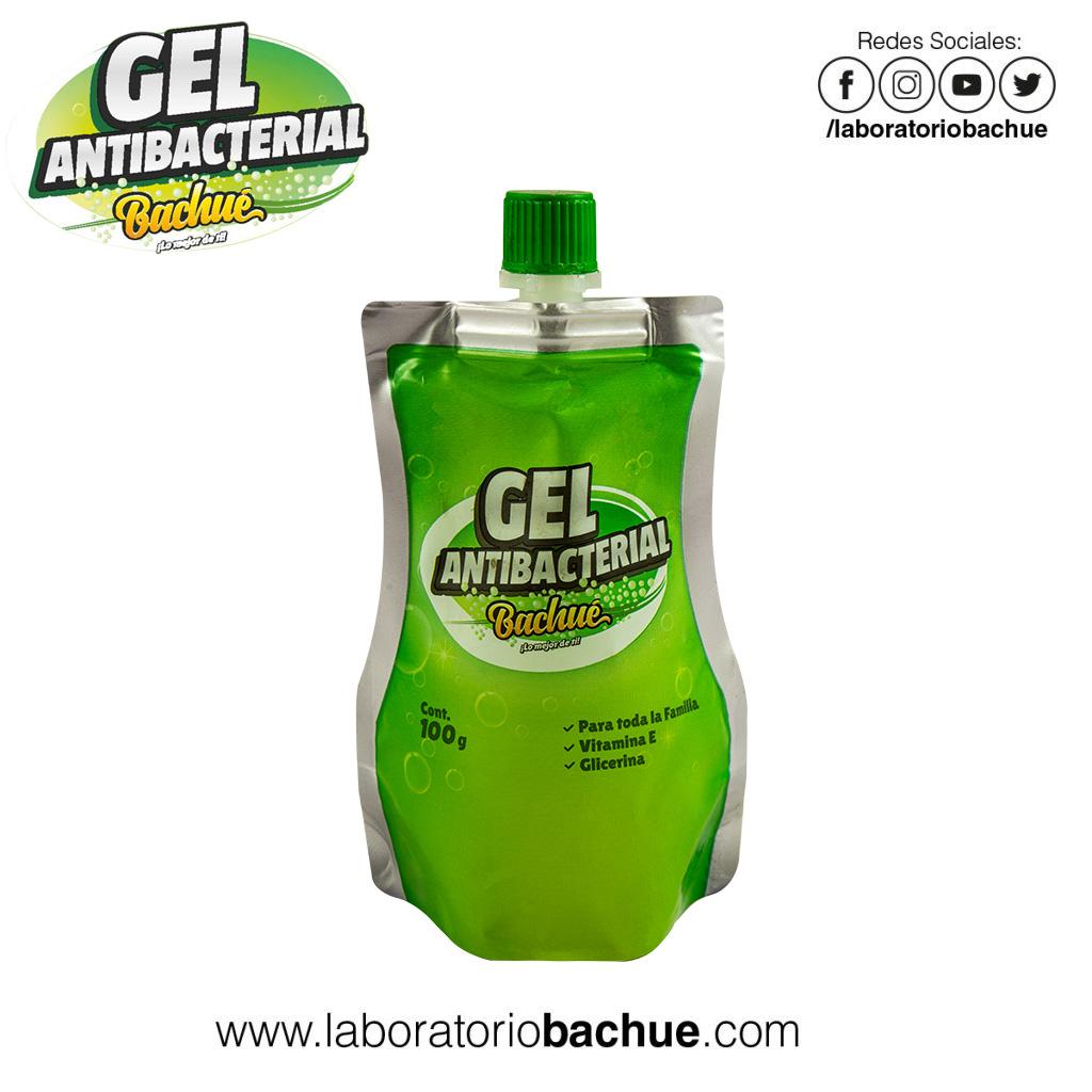 Banner Gel Antibacterial Bachue 100g-2020