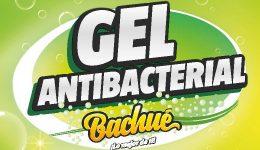 Banner Gel Antibacterial Bachue Destacado